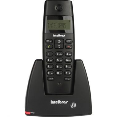 Telefone sem Fio TS40 ID Intelbras