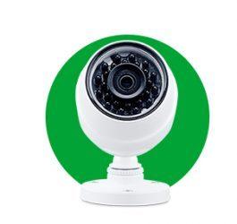 Câmera sem fio iC5 Wi-Fi HD